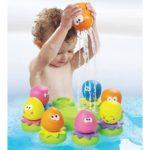 Les incontournables de Noël, volume 2 : les jouets de bain