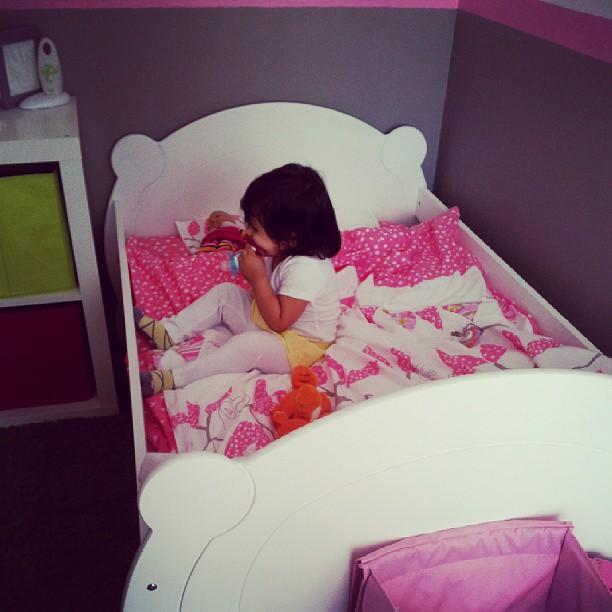 Lit volutif encore un blog de m re - Montage d un lit evolutif ...