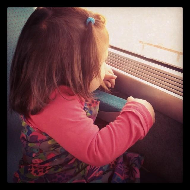 Liloute et le train : une grande histoire !