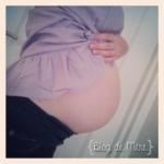 Point grossesse : 34eme semaine.
