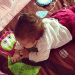 Point bébé – Miniloute a 3 mois !