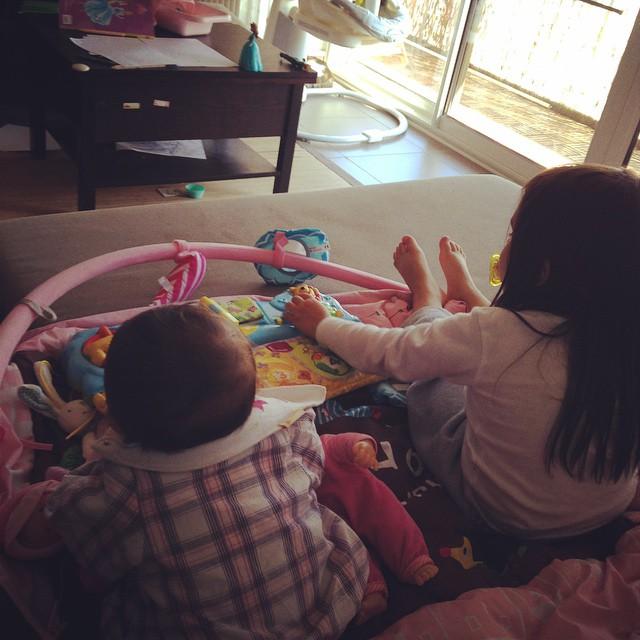 2 enfants de 3 ans d ecart