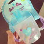 Liloute a testé : la tasse d'apprentissage Luc et Léa !