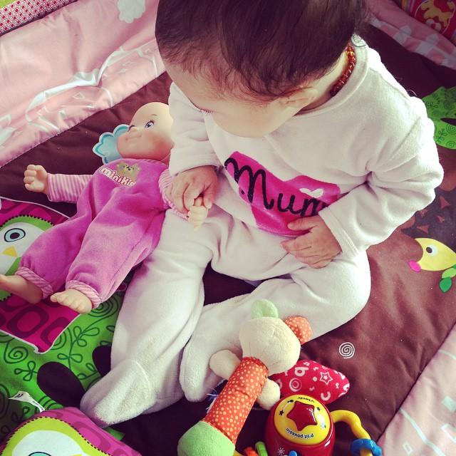 Bébé 8 mois