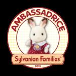 Je suis ambassadrice Sylvanian Families !
