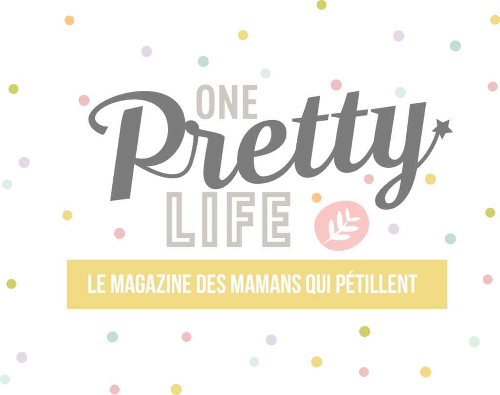 one pretty life logo