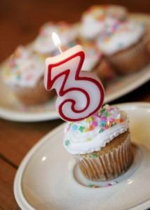 3 ans blog