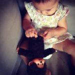Point bébé – Miniloute a 12 mois !