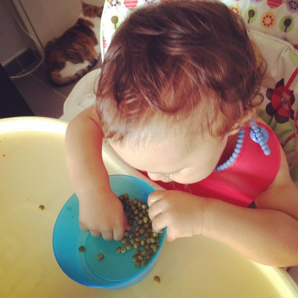 repas bébé 12 mois