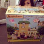 Nouveauté Sylvanian Families : l'école de la forêt !