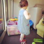 Point bébé – Miniloute a 16 mois !