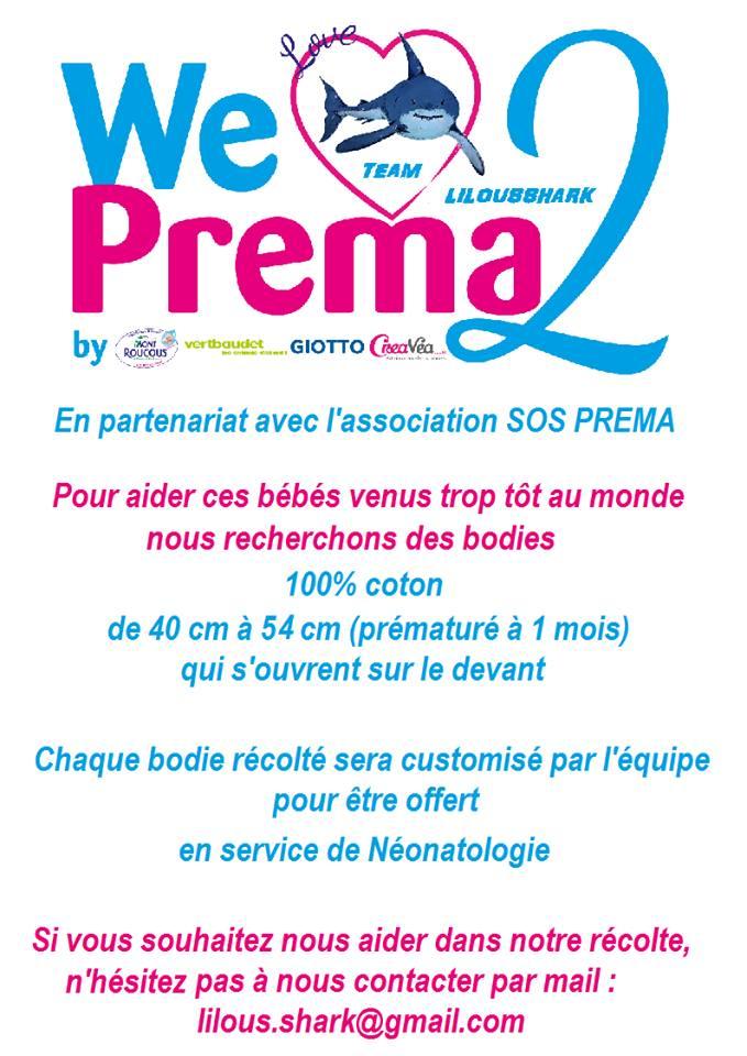 affiche we love prema