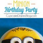 M-4 avant les 2 ans : début des prépas pour la Minion Party !