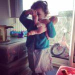 Point bébé – Miniloute a 21 mois !