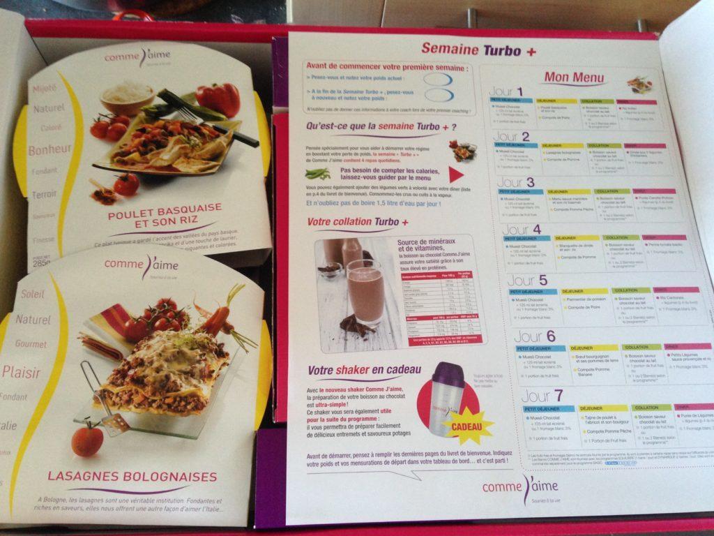 savoir maigrir recettes sur 2 mois gratuit