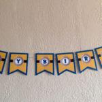 Les 2 ans de Miniloute : un anniversaire Minions !