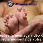 [Idée cadeau] Memory Days, montage vidéo de vos plus beaux souvenirs !