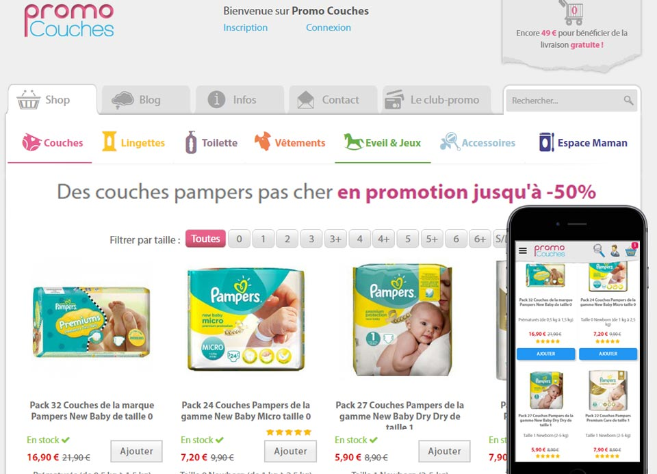 Achat coupons transcash internet
