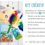 [Test et bon plan] : toucanBox, activités créatives pour enfants !