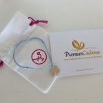 Concours : un bracelet personnalisé Premier Cadeau !