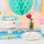 Anniversaire pastel : inspirations décoration !
