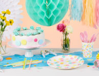 anniversaire pastel decoration