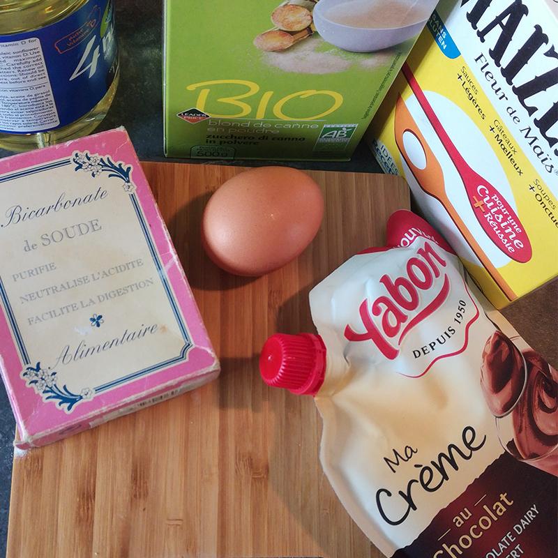 recette gateau chocolat sans gluten a la creme dessert