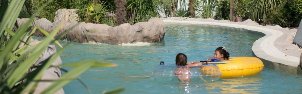 riviere tropicale wave island en provence