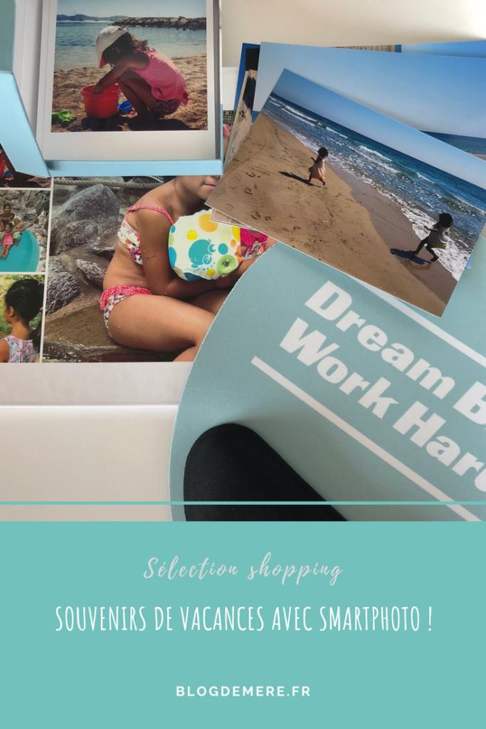 sélection shopping smartphoto : souvenirs de vacances