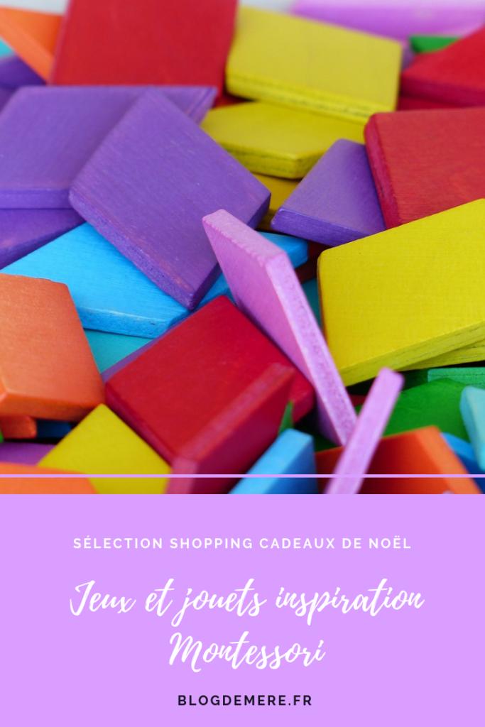 selection shopping montessori : idées cadeaux de noel