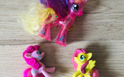 anniversaire my little pony