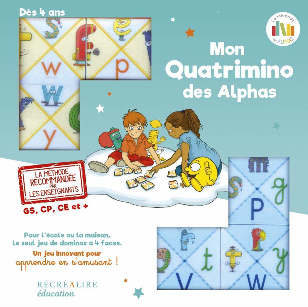 quatrimino alpha