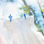 Mission du printemps : trier et marquer les vêtements des enfants !