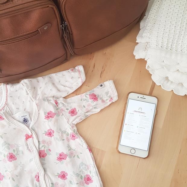 valise maternite bebe