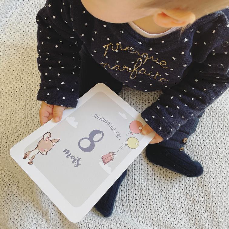 8 mois bebe